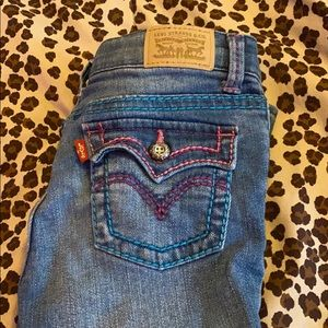 cute Levi jeans 💖